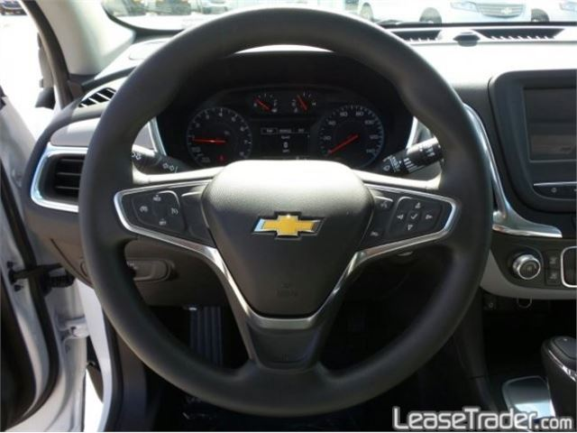 2017 Chevrolet Equinox LS Dashboard