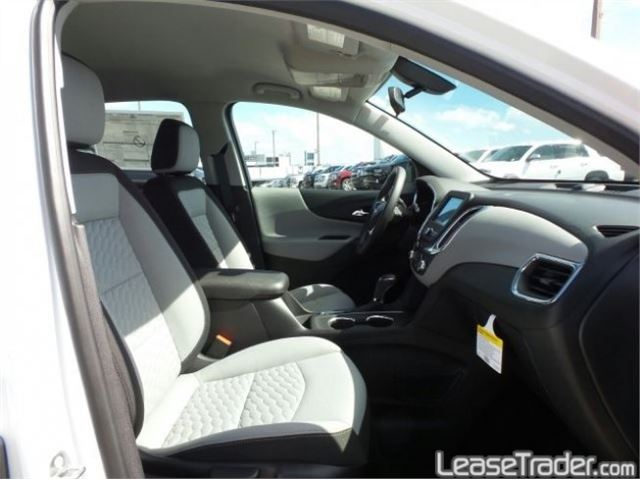 2017 Chevrolet Equinox LS Interior