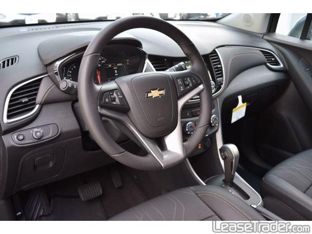 2017 Chevrolet Trax LT Dashboard