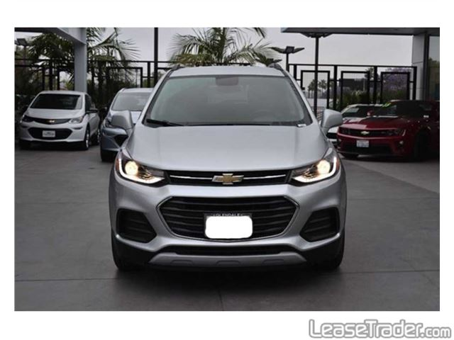 2017 Chevrolet Trax LT Front