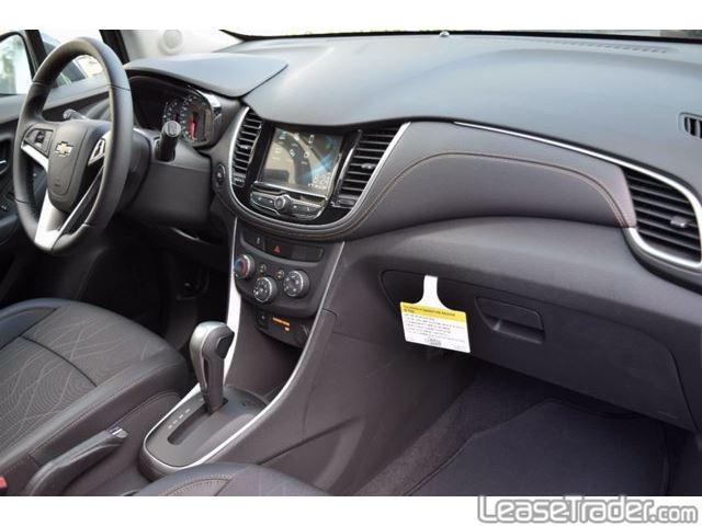 2017 Chevrolet Trax LT Interior