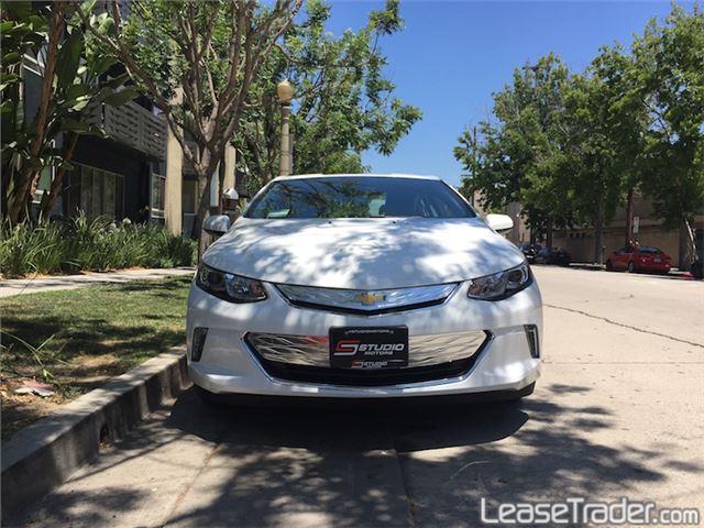 2017 Chevrolet Volt Premier Front