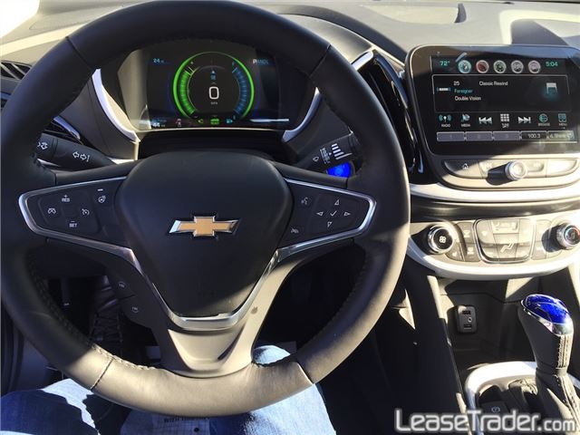 2017 Chevrolet Volt Sedan Interior