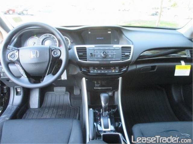 2017 Honda Accord LX  Dashboard
