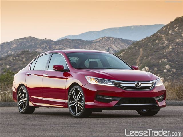 2017 Honda Accord LX  Front