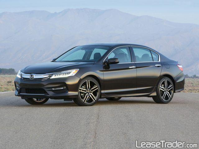 2017 Honda Accord LX  Front