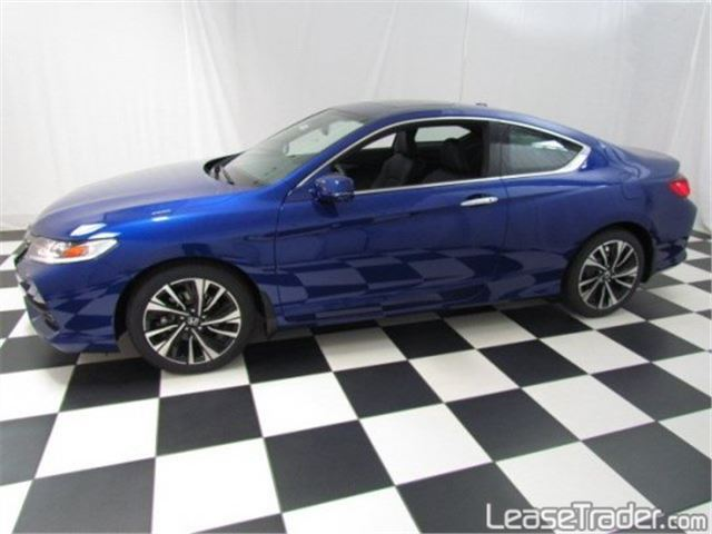 2017 Honda Accord LX-S Coupe Side