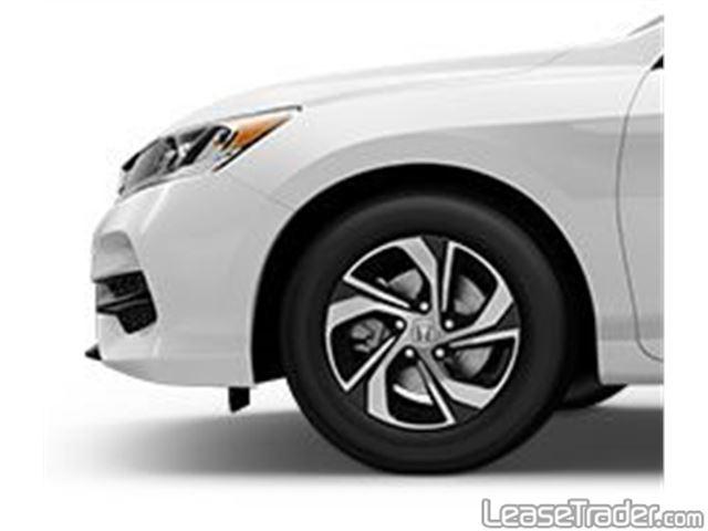 2017 Honda Accord LX  Side