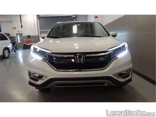 2017 Honda CRV LX Front