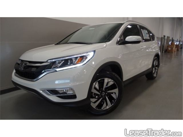 2017 Honda CRV LX Side
