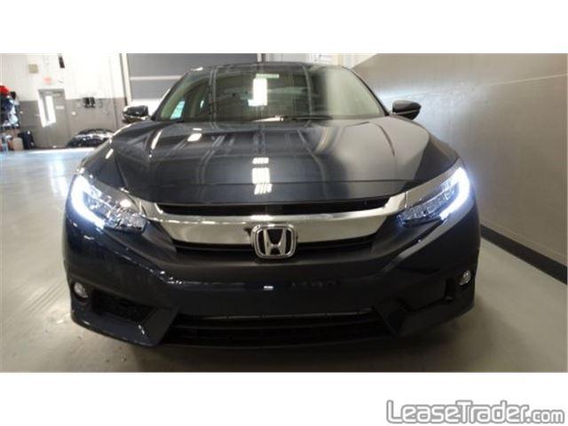 2017 Honda Civic EX-T Sedan Front