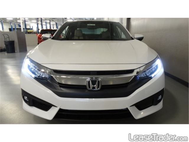 2017 Honda Civic LX Coupe Front