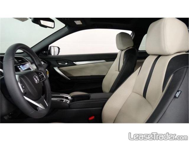 2017 Honda Civic LX Coupe Interior