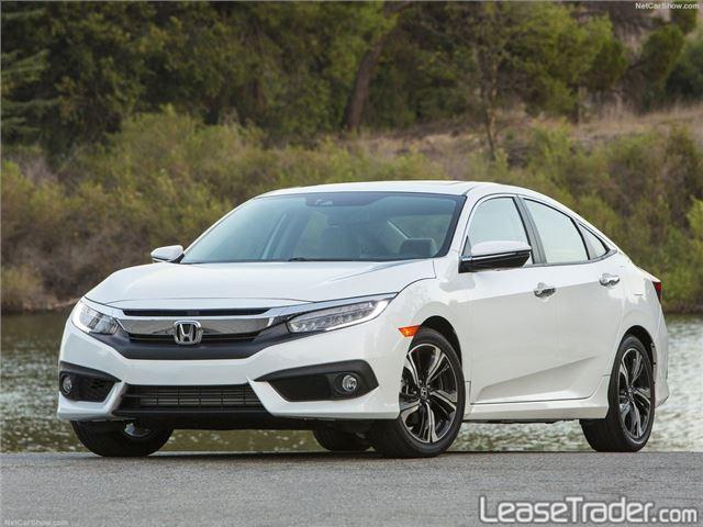 2017 Honda Civic LX Front