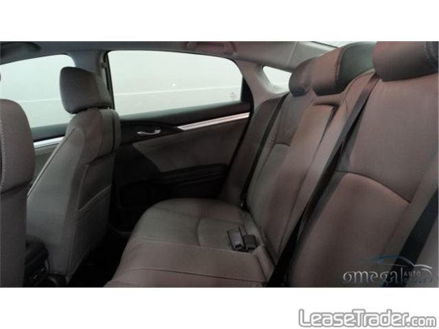 2017 Honda Civic LX Interior