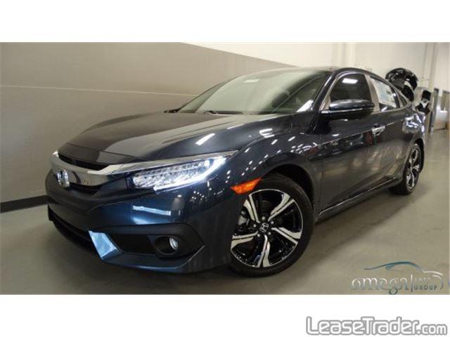 2017 Honda Civic LX Side
