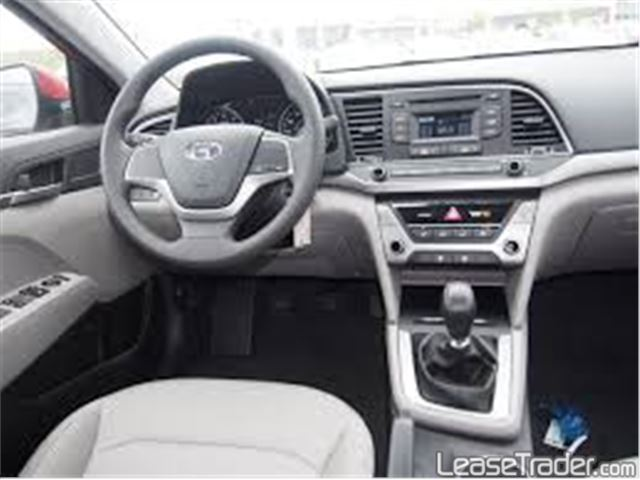 2017 Hyundai Elantra Se Lease Beverly Hills California