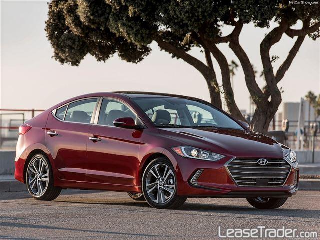2017 Hyundai Elantra SE Side