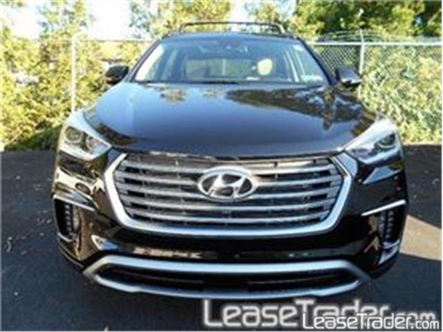 2017 Hyundai Santa Fe SPORT  Front