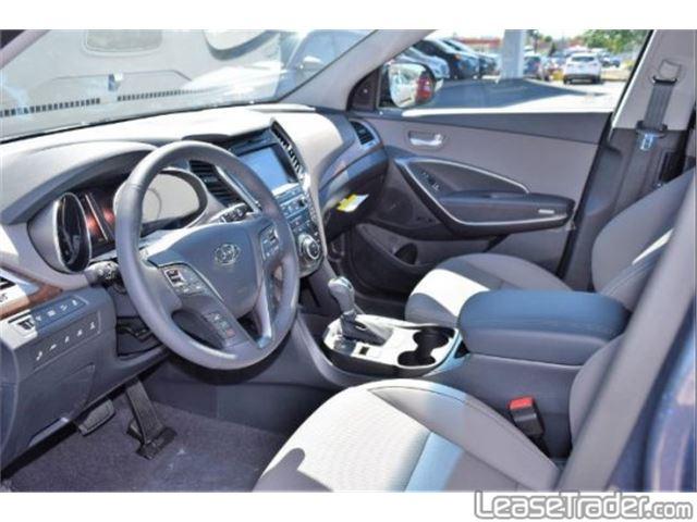 2017 Hyundai Santa Fe SPORT  Interior