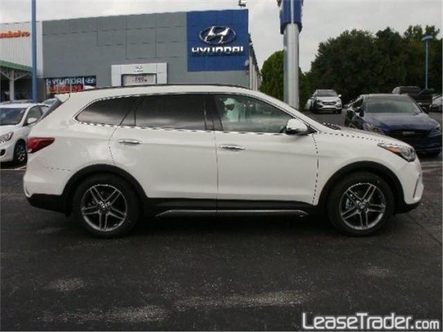 2017 Hyundai Santa Fe SPORT  Side
