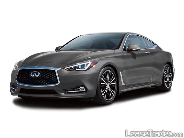 Infiniti Lease Car Inspection