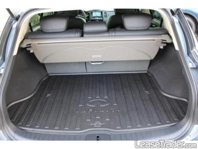 2017 Infiniti QX50 SUV Rear