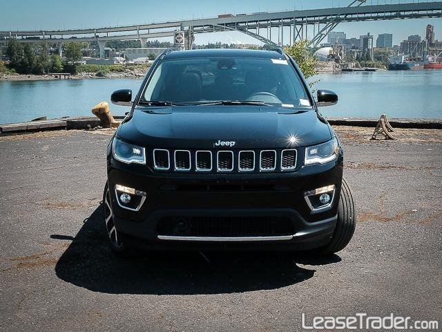 2017 Jeep Compass Sport Front