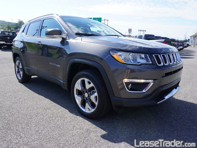 2017 Jeep Compass Sport Side