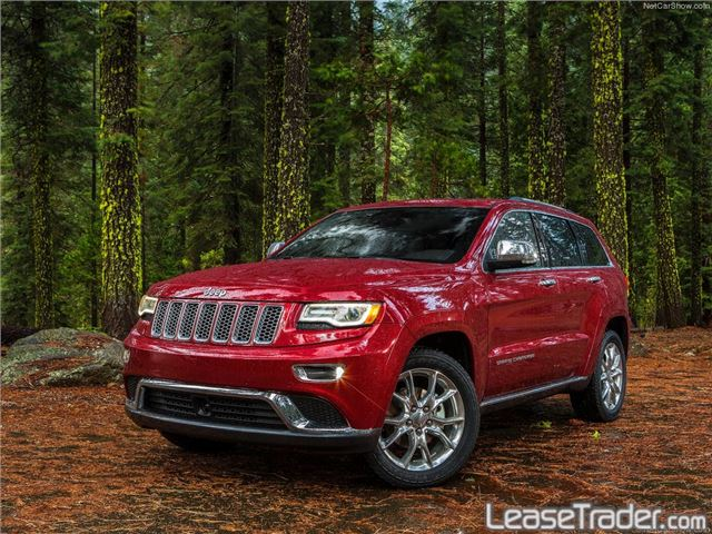 2017 Jeep Grand Cherokee LIMITED Front