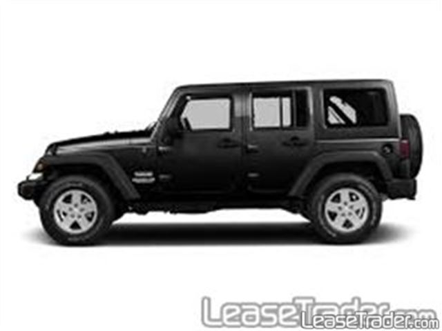 2017 Jeep Wrangler Unlimited Sport Side