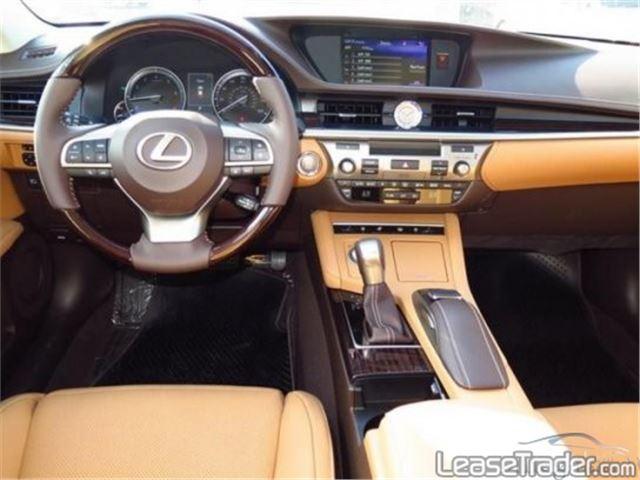 2017 Lexus ES 350 Dashboard