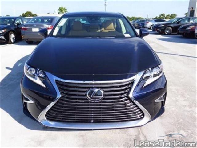 2017 Lexus ES 350 Front