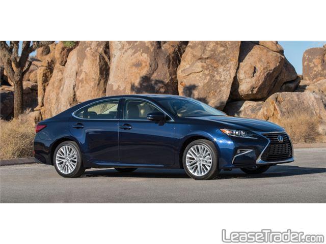 2017 Lexus ES 350 Side