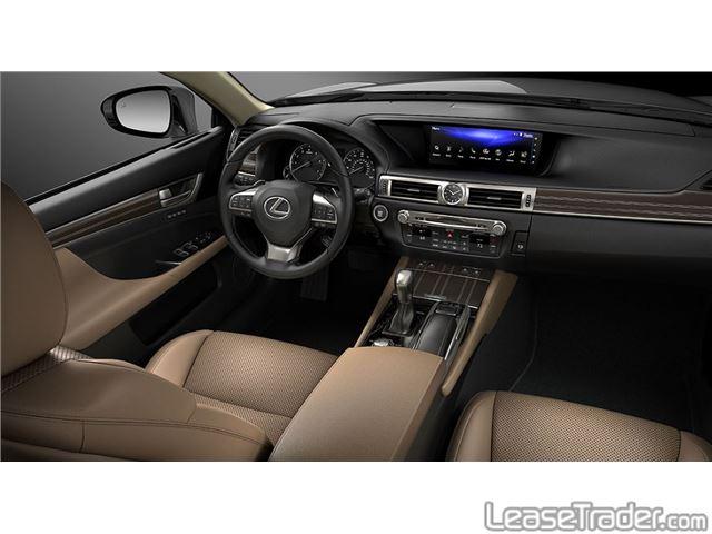 2017 Lexus GS 350 Interior