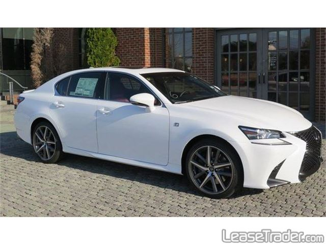 2017 Lexus GS 350 Side