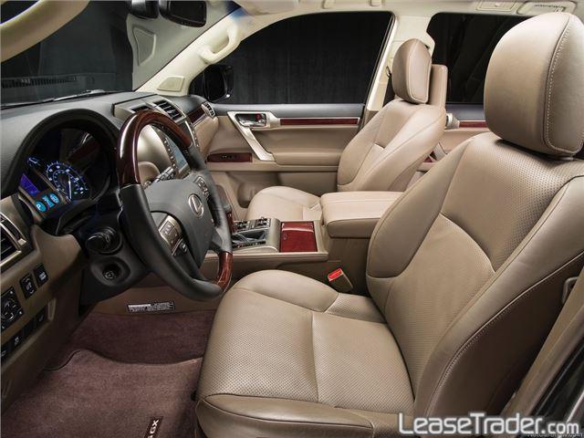2017 Lexus GX 460 SUV Dashboard