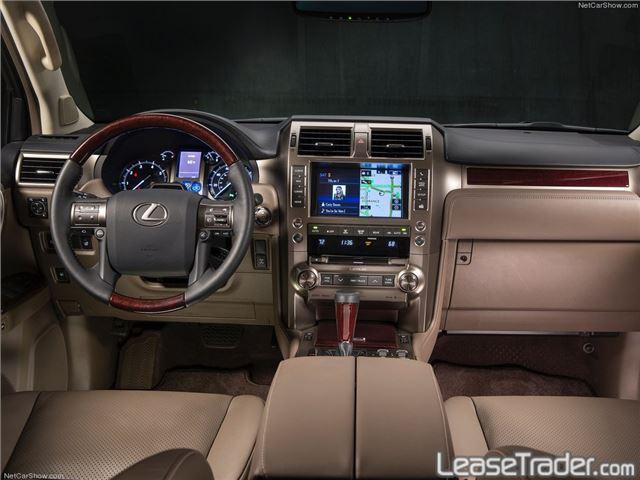 2017 Lexus GX 460 SUV Interior