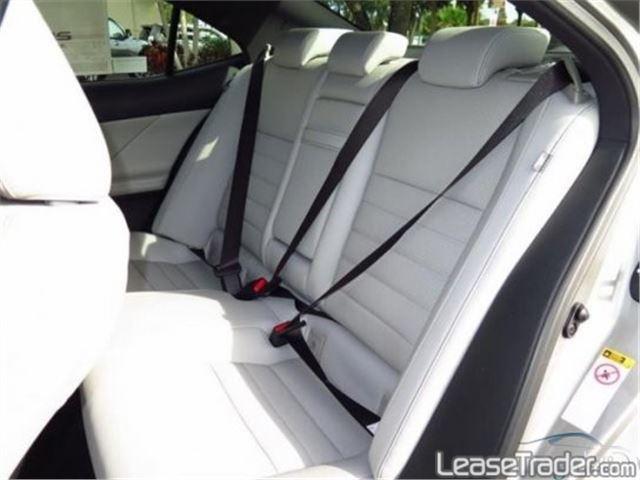 2017 Lexus IS 200t Rear