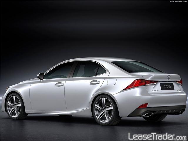 2017 Lexus IS 300 Side