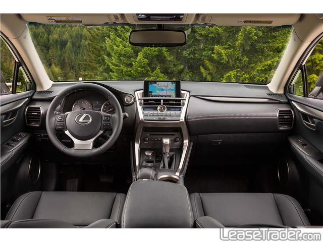 2017 Lexus NX 200t Front
