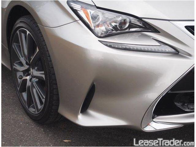 2017 Lexus RC 200t Side