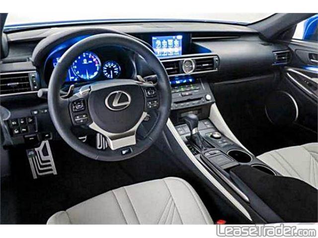 2017 Lexus RX 350 Dashboard