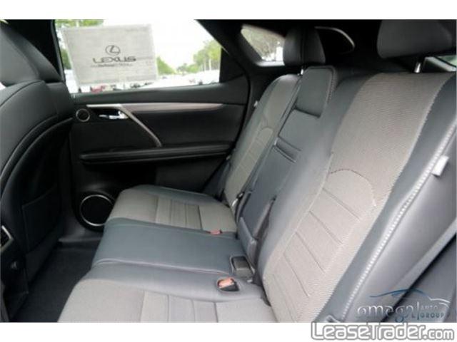 2017 Lexus RX 350 Rear