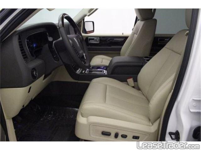 2017 Lincoln Navigator L Select Interior