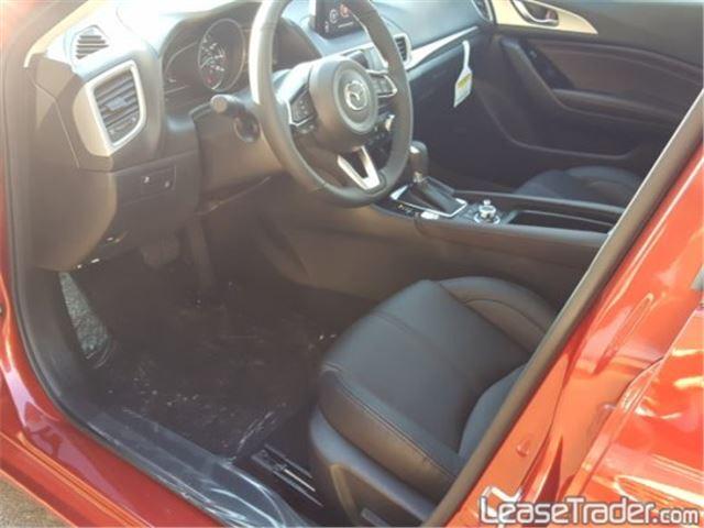 2017 Mazda Mazda3 Sport 4-DOOR Interior