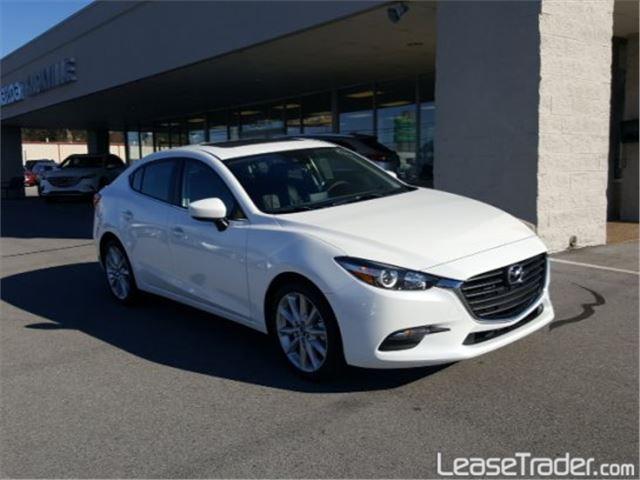 2017 Mazda Mazda3 Sport 4-DOOR