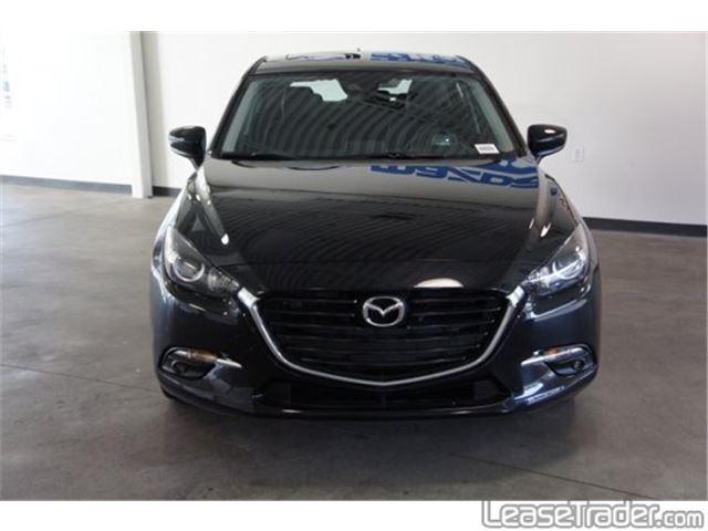 2017 Mazda Mazda3 Sport 5-Door Front