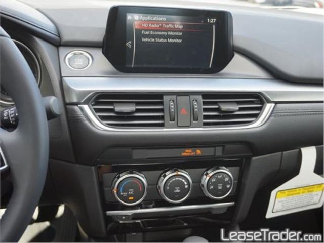2017 Mazda Mazda6 Sport Dashboard