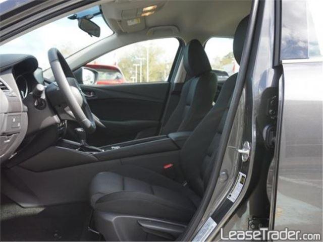 2017 Mazda Mazda6 Sport Interior